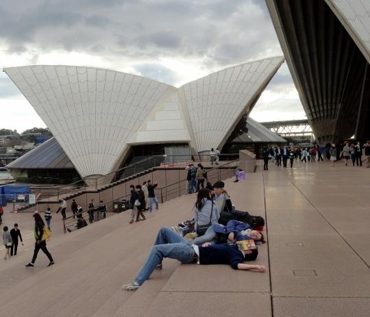 Sydney Australia nap