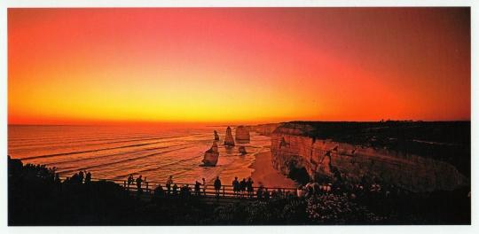 Australia Ellen Degeneres Twelve Apostles