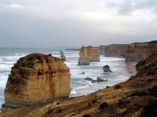 Australia pretty road trip twelve apostles