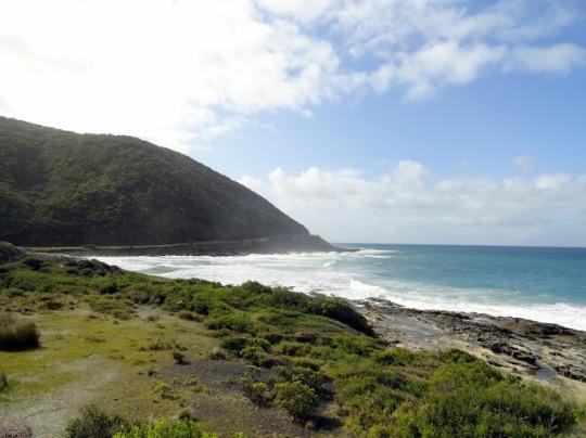Australia pretty road trip