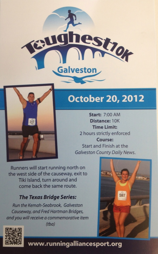 Galveston Toughest 10K
