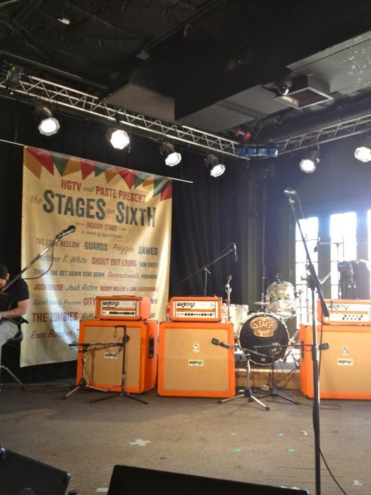 SxSW 2013 The Stage
