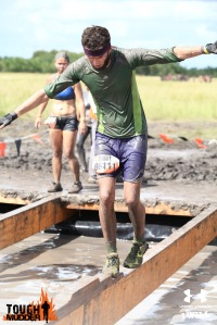 Tough Mudder Twinkle Toes