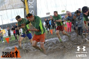 Tough Mudder Electroshock Therapy