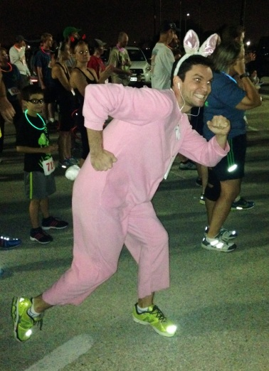 Nightmare Run Action Pose