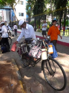One of the dabbawallas