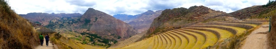 Seen while touring Sacred Valley.