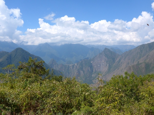 Day 3 ... Oh, just some beautiful mountains and valleys and a river and la la la.