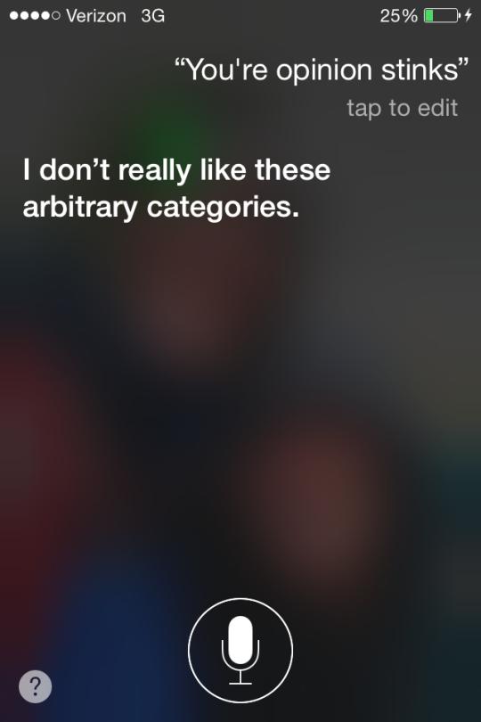 Siri 5