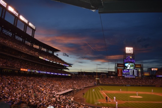 Rockies Stadium 2