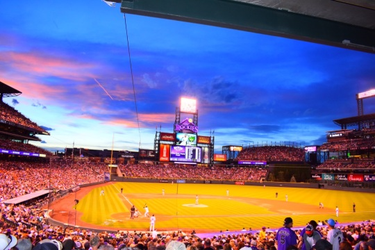 Rockies Stadium - Other